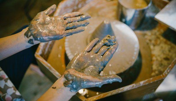 【お知らせ】9月の陶芸教室のご案内